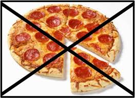 no pizza