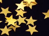Gold stars all round!