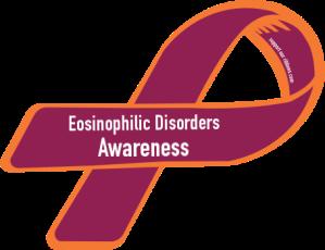 17348-custom-ribbon-magnet-sticker-Eosinophilic+Disorders+++Awareness