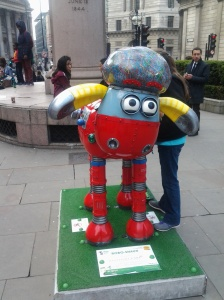 Just one of the many Shauns we found